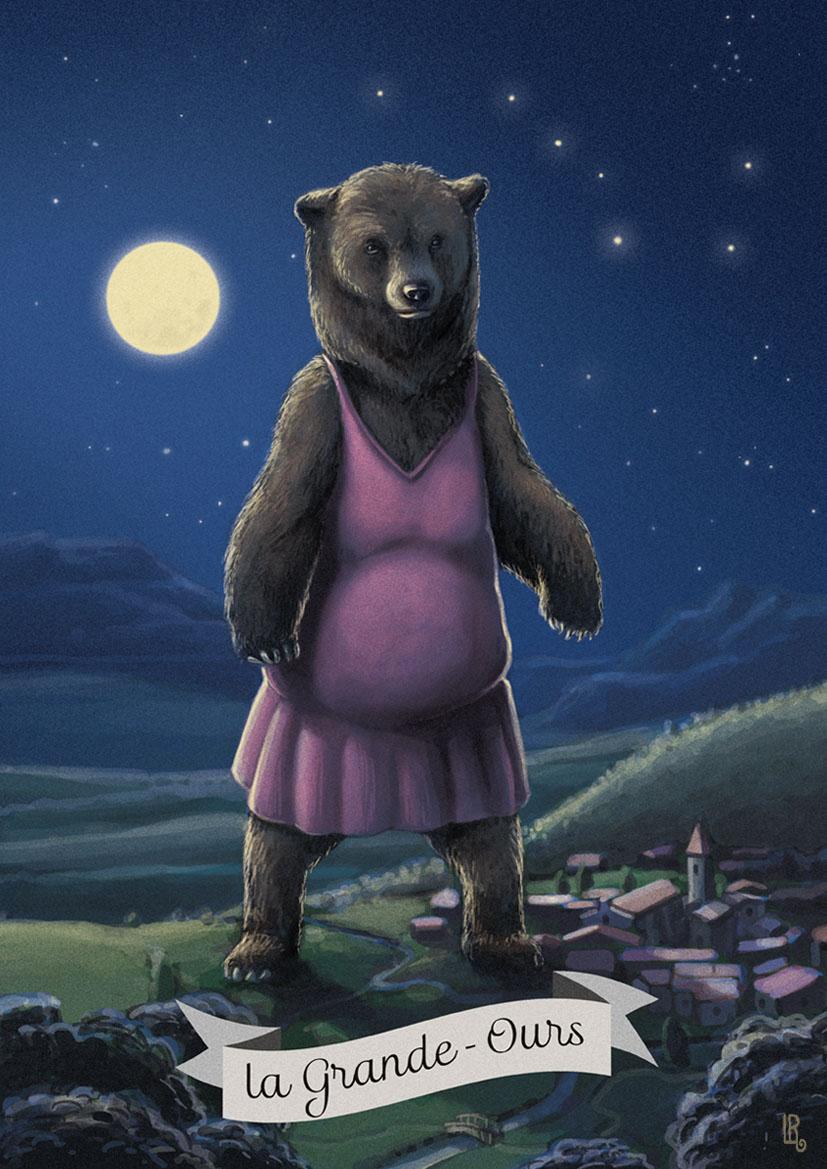 la grande ours